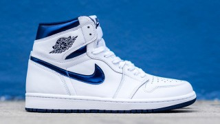 "直リンク掲載 6月4日発売 Nike Air Jordan 1 Retro High OG ""Metallic Navy"""