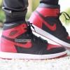 """直リンク掲載 9月3日発売予定 Nike Air Jordan 1 Retro High OG""""Banned"""""""