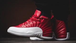 """直リンク掲載 7月2日発売 Nike Air Jordan 12 Retro """"Gym Red/White""""130690-600"""