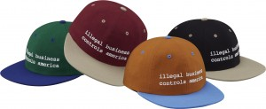 2-Tone Illegal Business 6-Panel