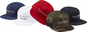 Chrome Classic Logo 5-Panel
