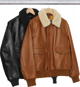 Schott Leather A-2 Flight Jacket