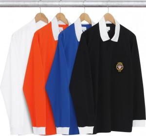 Sideline LS Polo