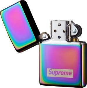 Spectrum Iridescent Zippo