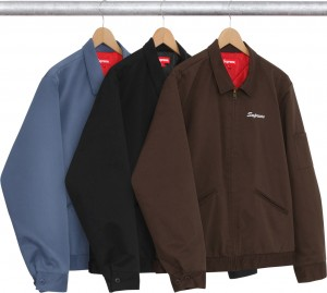Supreme Playboy Work Jacket