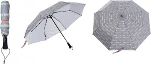 Supreme ShedRain Reflective Repeat Umbrella