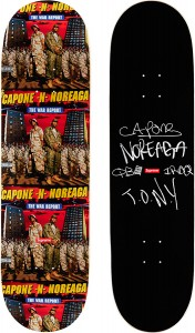 The War Report Skateboard