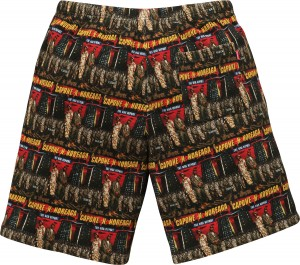 The War Report Waffle Thermal Short