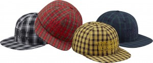 World Famous Plaid 6-Panel