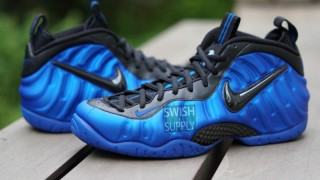 "直リンク掲載 8月25日発売予定 Nike Air Foamposite Pro ""Hyper Cobalt/Black"""