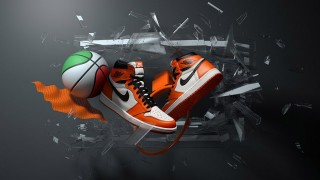 "直リンク掲載 10月8日発売予定 Nike Air Jordan 1 Retro High OG""Shattered Backboard Away"""