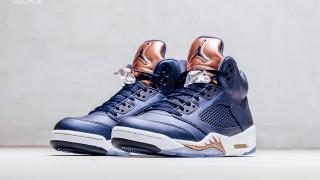 """直リンク掲載 9月24日発売予定 Nike Air Jordan 5 Retro""""Bronze"""""""