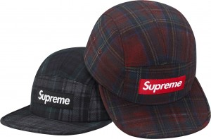 plaid-camp-cap