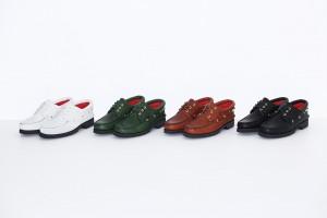 Supreme Timberland 3-Eye Classic Lug Shoe