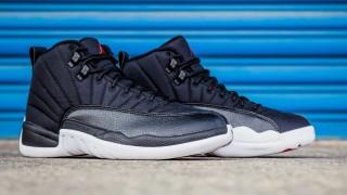 """直リンク掲載 9月10日発売予定 Nike Air Jordan 12 Retro """"BLACK"""""""