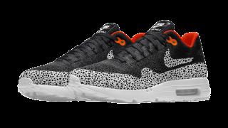 【発売中】Nike iD Air Max 1 UltraFlyknit SAFARI柄選択可能
