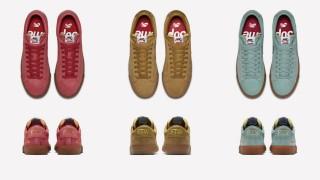 直リンク掲載 9月22日発売予定 Supreme × Nike SB Blazer Low GT QS