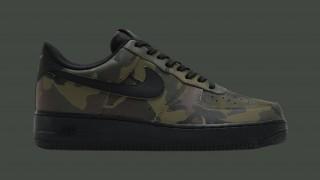 """直リンク掲載 10月29日発売 Nike Air Force 1 07 LV8 """"Camo Pack"""""""