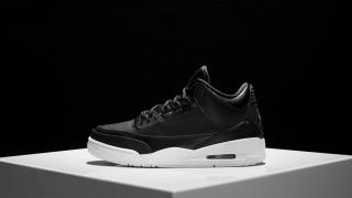 """直リンク掲載 10月15日発売予定 Nike Air Jordan 3 Retro""""Black/White"""""""