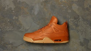 "直リンク掲載 10月29日発売 Nike Air Jordan 4 Retro Premium""GINGER"""