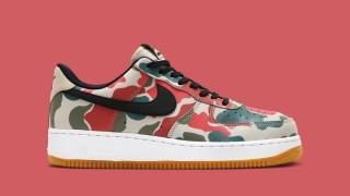 直リンク掲載 10月13日発売予定 Nike Air Force 1 '07 LV8 718152-201