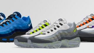新素材・パターン追加 10月4日発売中 Nike Air Max 95 iD