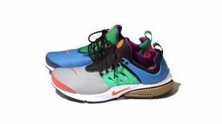 直リンク掲載 10月6日発売予定 Nike × Beams AIR PRESTO QS