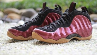 "直リンク掲載  10月20日発売 Nike Air Foamposite One ""Night Maroon"""