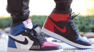 """直リンク掲載 11月28日発売予定 Nike Air Jordan 1 Retro High OG """"TOP 3"""""""