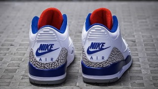 "国内11月25日発売予定 Nike Air Jordan 3 Retro OG ""TRUE BLUE"""