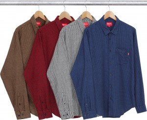 houndstooth-flannel-shirt