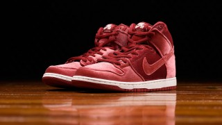 直リンク掲載 11月11日発売予定 Nike SB Dunk High Premium GYM RED/GYM RED-WHITE