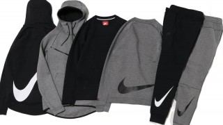 1店舗限定展開 1月2日発売予定 Nike Tech Fleece Big Swoosh Collection