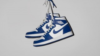 "直リンク掲載 12月23日発売予定 Nike Air Jordan 1 Retro High OG ""STORM BLUE"""