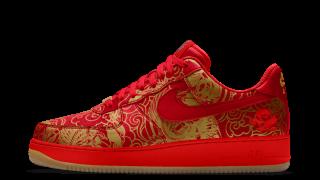 12月13日発売開始 Nike Air Force 1 Premium Chinese New Year iD