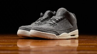 "12月17日発売予定 Nike Air Jordan 3 Retro ""Wool"""