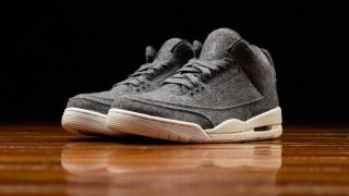"12月17日発売予定 Nike Air Jordan 3 Retro ""Wool"""