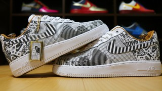 "SOHO限定 Nike Air Force 1 PRM ""NYC"""