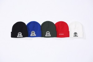 supreme_timberland_vinyl-leather-logo-beanie