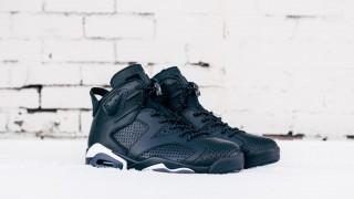 """直リンク掲載 12月31日発売 Nike Air Jordan 6 Retro """"Black Cat"""""""