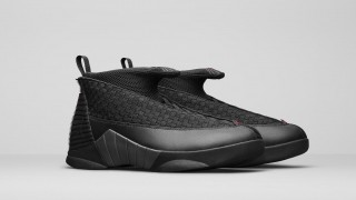 "1月7日発売予定 Nike Air Jordan 15 Retro OG ""Stealth"""
