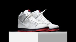 "1月18日発売 Nike SB Dunk High × Black Sheep ""Wolf In Sheep's Clothing"""
