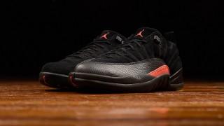 """1月14日発売 Nike Air Jordan 12 Retro Low""""Max Orange"""""""