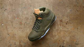 直リンク掲載 2月11日発売予定 Nike Air Jordan 5 Retro Premium TAKE FLIGHT