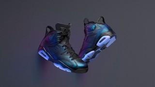 2月17日発売予定 Nike Air Jordan 6 Retro All-Star GOTTA SHINE