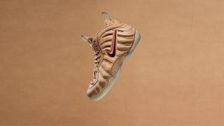 2月18日発売予定 Nike Air Foamposite Pro Premium QS