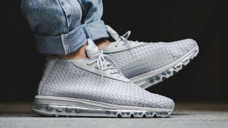 直リンク掲載 2月28日発売予定 NikeLAB Air Max Woven Boot
