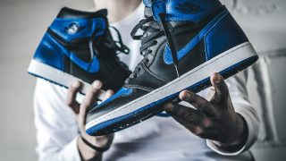 4月1日発売予定 Nike Air Jordan 1 Retro High OG ROYAL(555088-007)