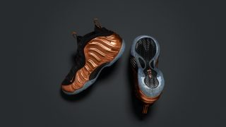 4月20日発売予定 Nike Air Foamposite One METALLIC COPPER(314996-007)
