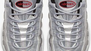 4月15日発売予定 Nike Air Max 95 QS Silverpack(918359-001)